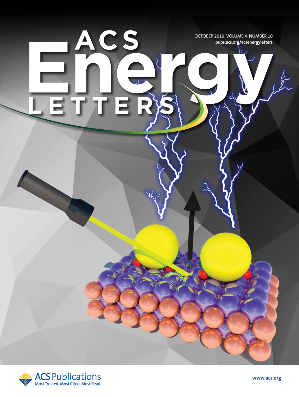 ACS Energy Letters Cover