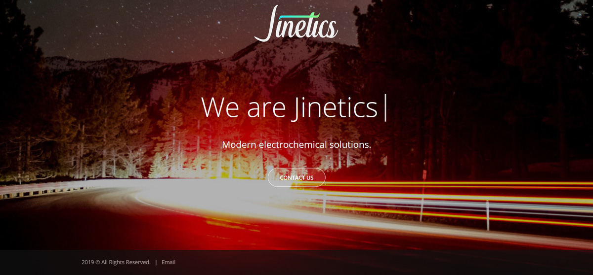 Jinetics Website